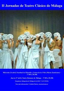 II Jornadas de Teatro Clásico de Málaga en grande 4